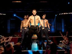 Um, Matthew McConaughey AND Channing Tatum in a movie about strippers?  Can you say No Brainer???