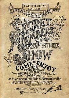 Secret Members Show