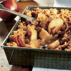 Quebec, Apple Crisp, Desert Recipes, Apple Recipes, Healthy Desserts, Muffins, Sweet Tooth, Food And Drink, Sweets