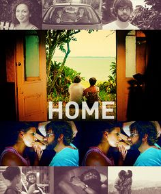 away we go.. my favourite love story
