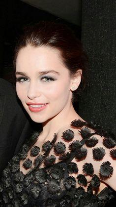 Pretty Snippets: Emilia Clarke