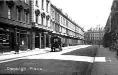 Denbigh Arms, Denbigh Place - from the son of Landlord Thomas John William Terry Pubs And Restaurants, London History, Street House, Old London, London Photos, Being A Landlord, Westminster, Historical Photos, Chelsea