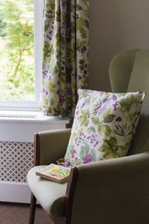 Retreat by Claridge House Wingback Chair, Surrey, Bed And Breakfast, Interior Inspiration, Accent Chairs, Link, House, Furniture, Beauty