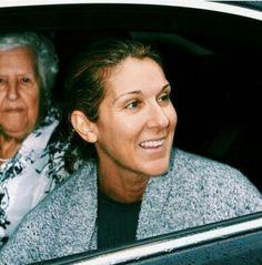 Céline Dion et maman Dion