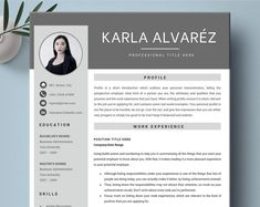 This Professional resume template is just what you need to freshen up that old resume! Creative and Sophisticated while still being professional. Best Free Resume Templates, Creative Cv Template, Modern Resume Template, Cv Simple, Simple Resume, Cover Letter Template, Letter Templates, Resume Writing Tips, Professional Resume