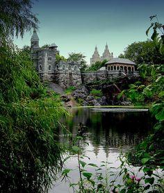 Belvedere Castle, New York City NYC
