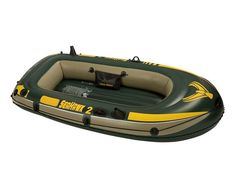 Boat Inflatable Dinghy Set Oars & Pump Raft Fishing Camping Play Dinghies #BoatInflatableUK