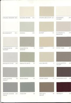 Apartment Interior, Interior Walls, Interior Design, Farrow And Ball Paint, Farrow Ball, Paint Color Swatches, Paint Colors, Colour Schemes, Color Combos
