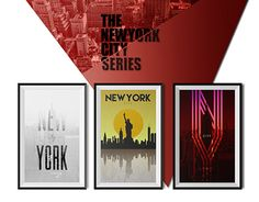 "Check out new work on my @Behance portfolio: ""the New York City series / poster collection"" http://be.net/gallery/44676723/the-New-York-City-series-poster-collection"