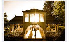 Beautiful outdoor wedding. Jayme & Russ Photographers