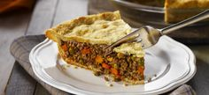 Cook with Campbells. Sweet Potato Tourtière