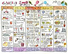 Week in review I think this would make a couple great pages for my China book. We saw and did so much!