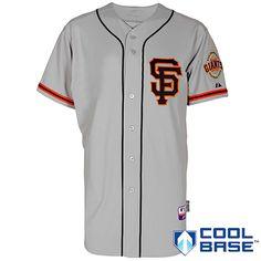 San Francisco Giants Authentic Road 2 Jersey - MLB.com Shop