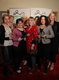 Business Mums award winners mar 2011