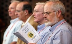 Image result for group reading priests