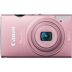 Amazon.com: Canon PowerShot ELPH 110 HS 16.1 MP CMOS Digital Camera with 5x Optical Image Stabilized Zoom 24mm Wide-Angle Lens and 1080p Full HD Video Recording (Pink): Electronics