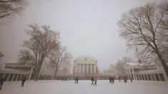 UVA Snow Day 2016