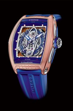 CVSTOS the Challenge Sea-Liner (See more at: http://watchmobile7.com/articles/cvstos-challenge-sea-liner) (3/3) #watches #cvstos