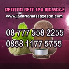 Jakarta Massage is Restina Jakarta Massage Spa ( Call: 087775582255 and 085811775755 ) is one of the Best Spa Jakarta Massage and Spa in the city of Jakarta.