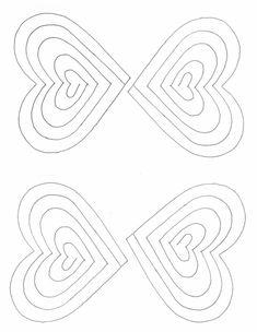spiral hearts - Google Search