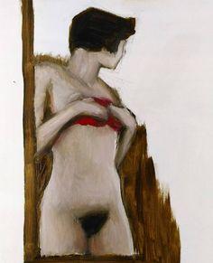 "Lorenzo Sammartino (@rolli.art) su Instagram: ""Work in progress, #colortest n.1  #paint #oil #nude #study #lighting #oilpainting"""