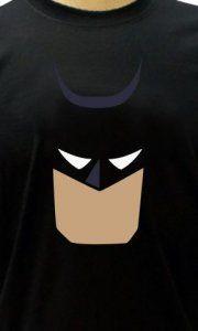 Camiseta Batman Face