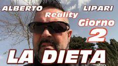 """LA DIETA di Alberto """"Giorno 2"""" (Reality)"""