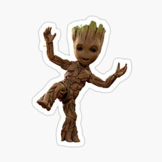 Groot Stickers