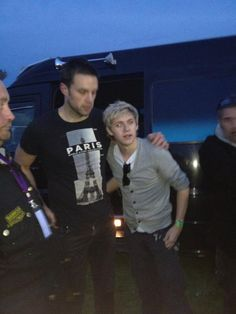 niall last night