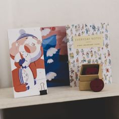 Discover prints, notebooks, cards, stickers and other illustrated paper goods by independent artists. Plenty of lovely curated items for kids and adults, to decorate your nursery and your home. Diy Trend, Finding Joy, New Product, How To Find Out, Indie, Stationery, Graphic Design, Creative