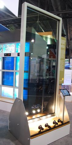 Amazing glass that tints on demand is now solar powered | We heard about this glass that tints according to how much light it is exposed to; now it is being run on solar power! [Solar Power: http://futuristicshop.com/category/solar_power/ Future Energy: http://futuristicnews.com/category/future-energy/]