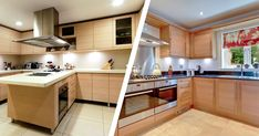 Birch Cabinets, Maple Cabinets, Kitchen Cabinet Kings, Kitchen Cabinets, Wood Species, Types Of Wood, Wood Types, Cabinets, Dressers
