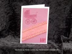 Baby Wagen pink