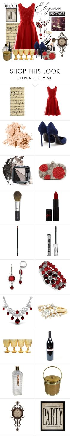 """""""Steve and Cassie: Double Date with Jess and Johnny"""" by capfan2014 ❤ liked on Polyvore featuring Bobbi Brown Cosmetics, Yves Saint Laurent, Avon, Santi, Bare Escentuals, Rimmel, 1928, Bling Jewelry, Vintage and Hatcher & Ethan"""