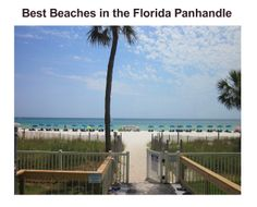 Best Beaches in the Florida Panhandle