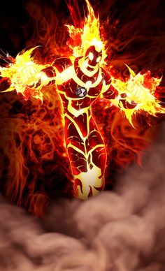 Heatblast by Iantoy on deviantART