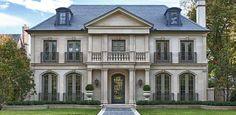 First Floor Windows. Isler Homes - Luxury New Homes & Renovations - Dallas, TX