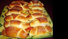 Кифлички с мармалад - Рецепта. Как да приготвим Кифлички с мармалад. Кликни тук, за да видиш пълната рецепта.