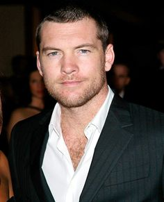 Sam Worthington is amazing in action films. He is one of my favorites to see in a violent movie :P Hollywood Life, Hollywood Actor, Sam Worthington, Clash Of The Titans, Handsome Actors, Girl Guides, Glitz And Glam, Dream Guy, Celebs