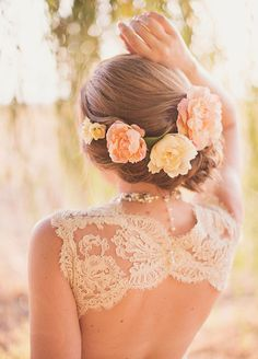 rom elegant updos to bohemian braids, we're sharing the most gorgeous hairstyles for a summer celebration. Hair and Makeup by Steph http://www.colincowieweddings.com/wedding-fashion/12-gorgeous-hairstyles-for-your-summer-wedding