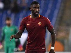 Premier League quartet in race to sign Roma defender Antonio Rudiger?