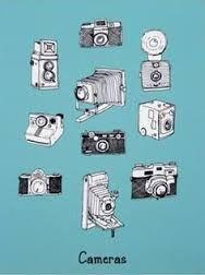 sketch of cameras