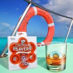 Drink Savers Ice Mold