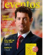 Edição 72 Revista Eventos  Capa David Grinberg