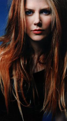 mooi rood is niet lelijk ♥ Red hair - Nicole Kidman
