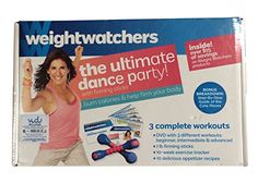 Weight Watchers The Ultimate Dance Party With Firming Sticks ** Check this awesome product by going to the link at the image.