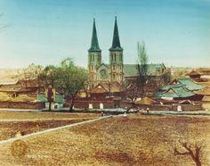 Daegu, Gyesan Church 1915 ④일제 강점기 우리 도시의 모습<대구(大邱)> : 네이버 블로그
