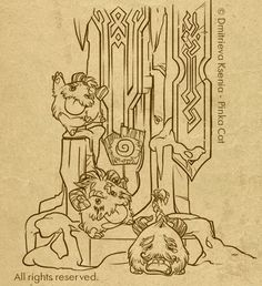 ArtStation - League of Legends event promo site. My contribution as illustrator of the story., Ksenia Dmitrieva