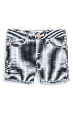 Hudson Kids Cutoff Denim Shorts (Baby Girls) available at #Nordstrom