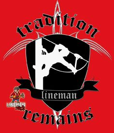 Tradition remains- lineman shirt Lineman Shirts, Comic Books, Tools, Comics, American, Cover, Instruments, Cartoons, Cartoons